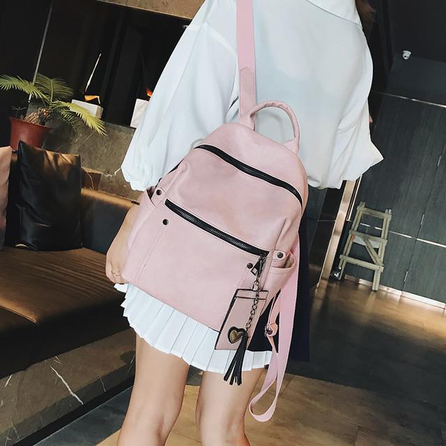 Рюкзак женский Style розовый