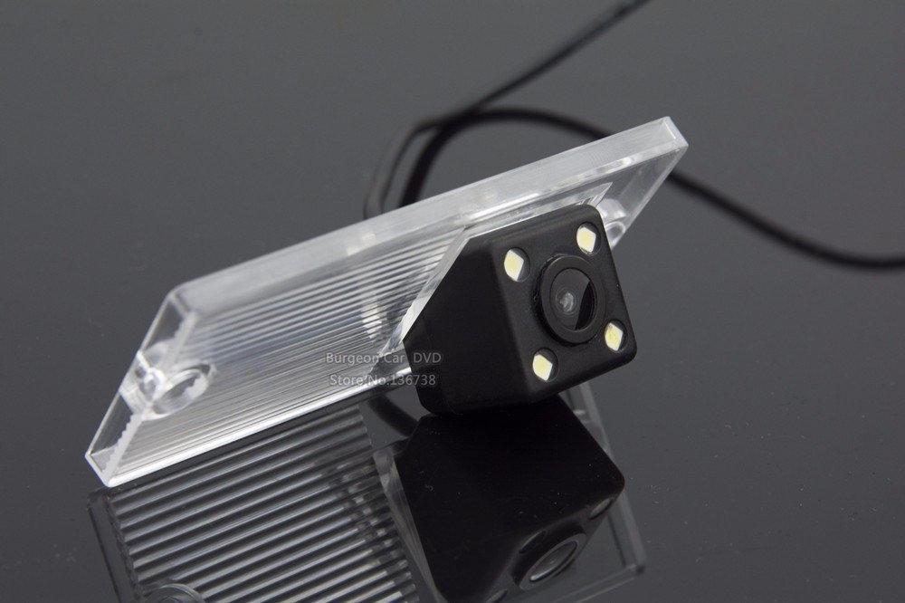 Камера заднего вида универсальнаяKia Sportage 2 Sorento 1 цветная матрица CCD