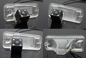 Камера заднего вида универсальная Hyundai SANTA FE Santafe 2010 2011 2012 2013 цветная матрица CCD