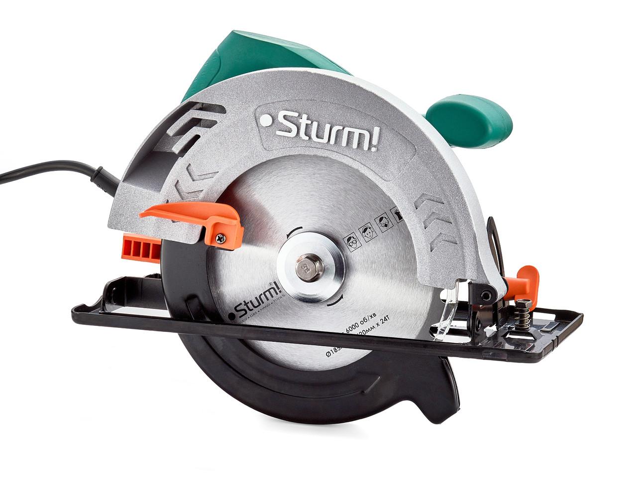 Пила циркулярная Sturm CS50190