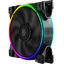 Набор PcCooler RGB-вентиляторов Corona 3-in-1 FRGB KIT, фото 3