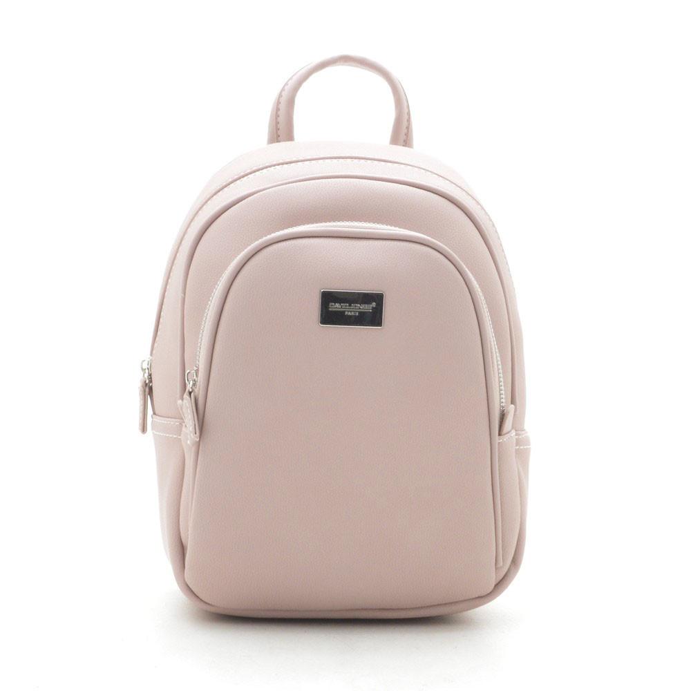 Рюкзак D. Jones pink