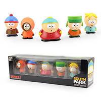 Фигурки героев мультфильма South park 5 штук