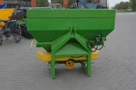 Разбрасыватель удобрения Agromech 1 000 кг