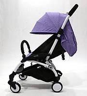 Детская прогулочная коляска YOYA 165, w/Purpuple