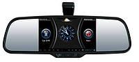 Зеркало заднего вида с сенсорным экраном на ОС Android, GPS,  видеорегистратор, камера заднего вида, Wi-Fi...