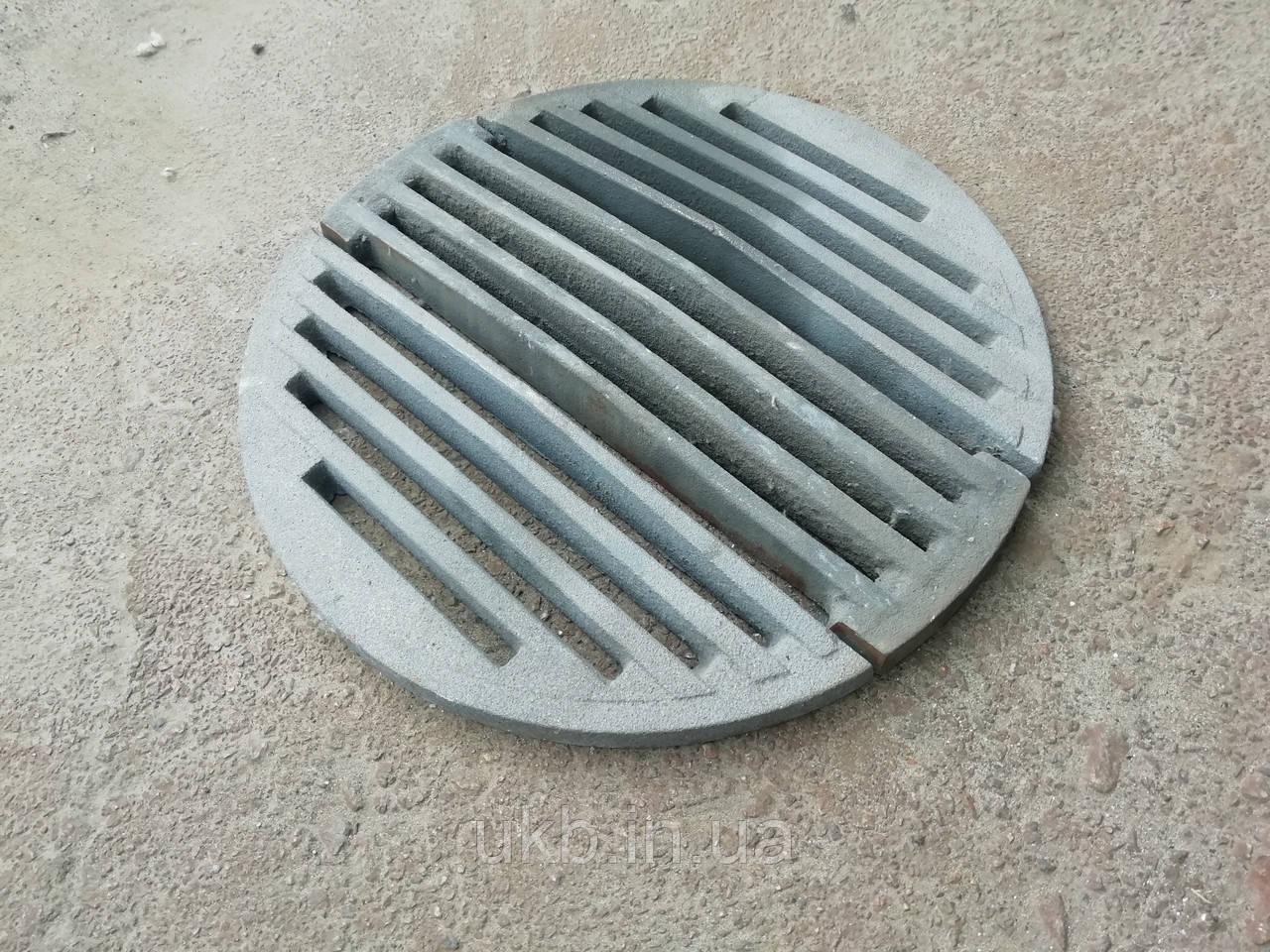 Чавунний Колосник діаметр 460 мм (22кг) /чавунний Колосник діаметр 460мм (22кг)