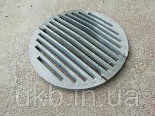 Чавунний Колосник діаметр 460 мм (22кг) /чавунний Колосник діаметр 460мм (22кг), фото 2