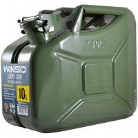 Каністра металева 10л. WINSO  (4шт/ящ)
