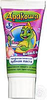 Гелева зубна паста дит.Дракоша Bubble gum/764