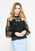 Стильная брендовая блузка с большой скидкой