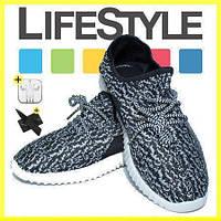 Adidas Yeezy Boost 350 Стильные молодежные кросовки + 2 Подарка