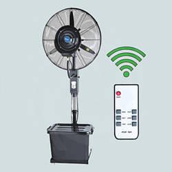 Вентиляторы с увлажнением