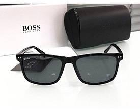 Мужские очки от солнца в стиле Boss (8669)