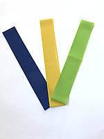 Набор Резинок Powerloops 3 шт. Резинки для фитнеса, спорта эспандер лента., фото 1