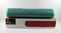 Портативная Bluetooth колонка с fm радио в прорезиненном тканевом корпусе JBL