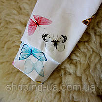 Стильная водолазка - гольф бабочки Five Stars KD0256-116p, фото 3