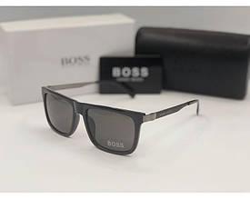 Мужские очки от солнца в стиле Boss (129)