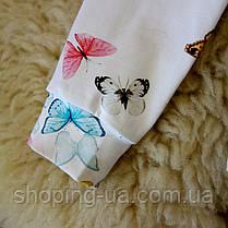 Стильная водолазка - гольф бабочки Five Stars KD0256-128p, фото 2