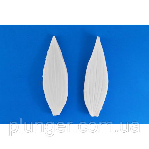 Вайнер кондитерський силіконовий для мастики Листок Лілії