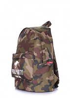 Камуфляжный рюкзак POOLPARTY (backpack-camo)