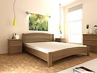 Деревянная кровать София 120х190 см MegaOpt