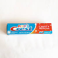 Детская зубная паста Crest 76 грамм, сделано для США