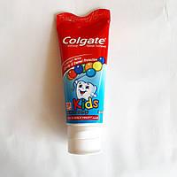 Детская зубная паста Colgate Kids 99 грамм, сделано для США