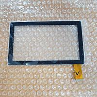 Сенсор (тачскрин) для Jeka JK701 ver.1 (173*105 mm) черный