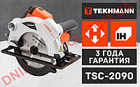 Пила циркулярная TEKHMANN  TSC-2090