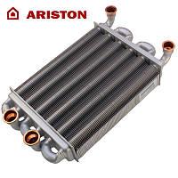 Теплообменник битермический Ariston Egis/AS 24 FF, Immergas,Biasi, Unical (1.024398/65106300/BI1592100)