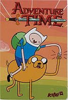 Блокнот  Adventure Time (Время Приключений) карманный