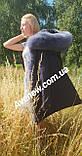 Женская зимняя парка с натуральным мехом песец, фото 6