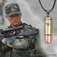 "Подвеска на шею Пуля - ""Bullet Necklace"", фото 1"