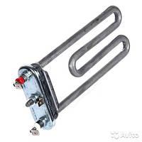 ТЭН для стиральной машины прямой Италия 230В/1900ВТ 175мм без датчика, п.б