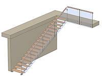 Лестница прямая, фото 1