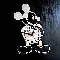 Настенные деревянные часы Shasheltoys Диаметр 35 см (090129)