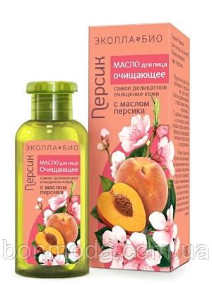 """Очищающее масло для лица """"Персик"""" """"Эколла-Био"""" Биокон"""