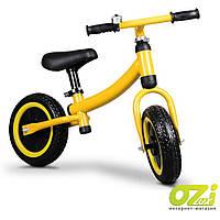 Велобег Ecotoys Mini BW-1155 yellow