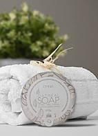 Мыло отельное 15 гр одноразовое для гостиниц, с овсяным скрабом