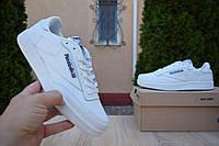 Мужские кроссовки в стиле Reebok Classic Workout белые