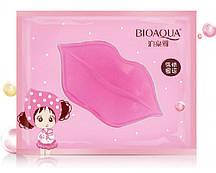 Увлажняющая маска-патч для губ BioAqua