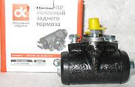 Цилиндр тормозной задний ВАЗ 2101 - 2107, 2108 - 2110 пр-во ДК