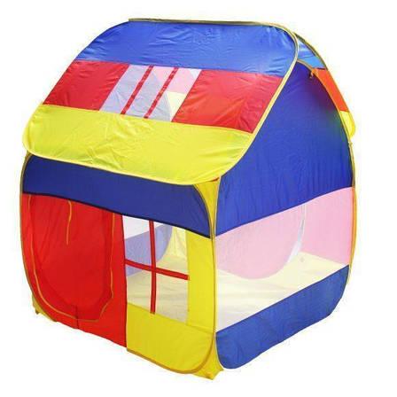 Детская игровая палатка Bambi Домик (M 0508), фото 2