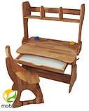 Комплект Парта, стул, надстройка, фото 3
