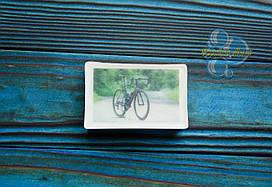 """Мыло с картинкой """"Велосипед"""""""
