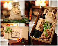 Подарочный набор Глинтвейн Крафт, Подарунковий набір Глінтвейн Крафт, Подарочные наборы
