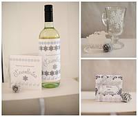 Подарочный набор Белый Глинтвейн, Подарунковий набір Білий Глінтвейн, Подарочные наборы