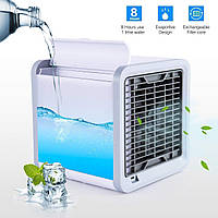 Портативный мини кондиционер Arctic Air Cooler 4 в 1 (очиститель, увлажнитель воздуха) с питанием USB