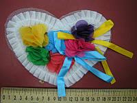 Цердце пришивной фрагмент